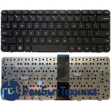 Клавиатура для ноутбука HP Pavilion dv3-4000 черная