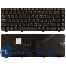 Клавиатура для ноутбука HP Pavilion dv4-1000 черная