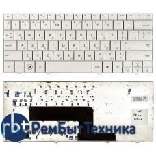 Клавиатура для ноутбука HP Compaq Mini 110 110с белая