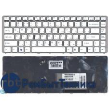Клавиатура для ноутбука Sony Vaio VGN-NW белая