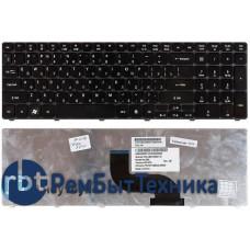 Клавиатура для ноутбука Acer Aspire 5810T, 5410T, 5536, 5536G, 5738, 5800, 5820, 5739 черная