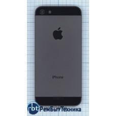 Задняя крышка для iPhone 5 original черная