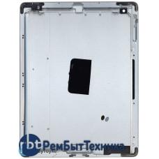 Задняя крышка для Apple iPad 3 A1416 серебристая