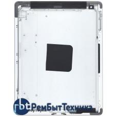 Задняя крышка для Apple iPad 3 A1430 A1403 серебристая
