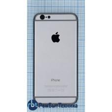 Задняя крышка для iPhone 6 (4.7) серая