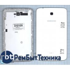 Задняя крышка для Samsung Galaxy Tab 3 7.0 SM-T210 белая