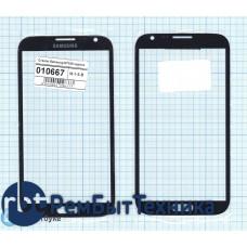 Стекло для Samsung Galaxy Note II GT-N7100 черное