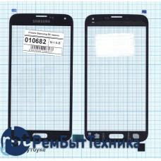 Стекло для Samsung Galaxy S5 черное