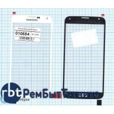 Стекло для Samsung Galaxy S5 белое