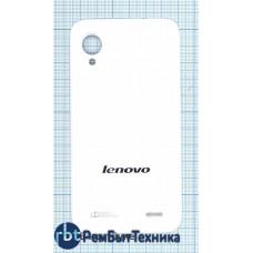 Задняя крышка аккумулятора Lenovo S720 белая