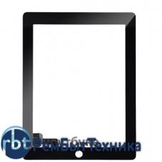 Сенсорное стекло для Ipad 2 черное