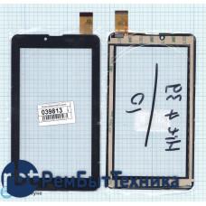 Сенсорное стекло (тачскрин) Explay Hit 4 3G черное