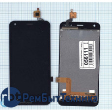 Модуль (Матрица, экран, дисплей + тачскрин) Fly FS455 Nimbus 11 черный