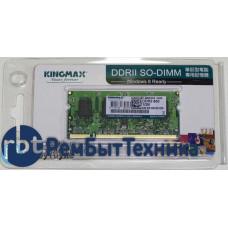 Модуль памяти KINGMAX DDR2- 1Гб, 800, SO-DIMM, Ret
