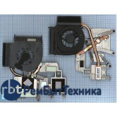 Система охлаждения для ноутбука HP compaq N610C N620C    4201000