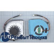 Вентилятор (кулер) для ноутбука MSI GE62VR GE72VR GP62MVR GP62VR GP72VR (CPU) 4-pin