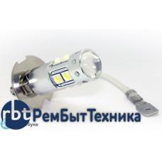 Светодиодная автолампа H3 - 10 C.R.E.E. white (1шт.) 50W