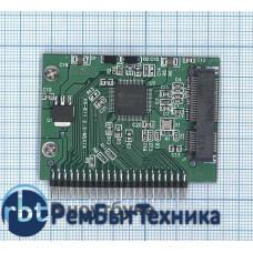 Переходник для жестких дисков mSATA-IDE