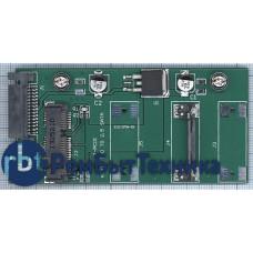 Переходник SSD на 2.5 SATA mini PCI-E