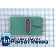 Переходник SATA на M.2 SSD