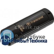 Флешка USB 8Гб TRRANSCEND Jetflash 350, черная