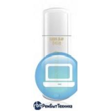 Флешка USB 8Гб TRRANSCEND Jetflash 730, белая