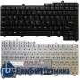 Клавиатура для ноутбука Dell Inspiron 6000 9200 9300 D510 XPS M170 черная