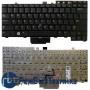 Клавиатура для ноутбука Dell Latitude E5400 E6400 E6410 черная с указателем