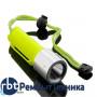 Фонарь подводный 1800LM CREE XM-L2 T6 LED 18650